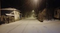 GÜMÜŞDERE - Kar Kalınlığı 10 Dakikada 10 Santimetreyi Geçti