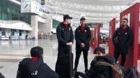 KEÇİÖRENGÜCÜ - Keçiörengücü, Otobüs İle Erzurum'a Hareket Etti