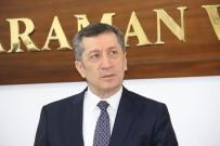 EĞİTİM DÖNEMİ - Milli Eğitim Bakanı Selçuk Açıklaması 'Elazığ'da Ara Tatil Olmayacak'