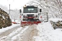 SÜLEYMANIYE - Osmangazi'de Kar Seferberliği