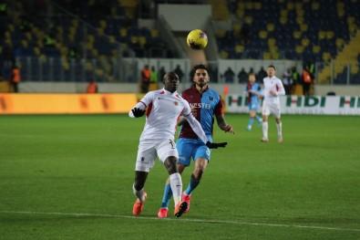 Trabzonspor seriyi bozmadı