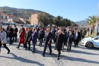 KURTULUŞ SAVAŞı - Atatürk'ün Söke'ye Gelişinin 96. Yıldönümü Kutlandı