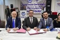 TOPLU İŞ SÖZLEŞMESİ - Biga Belediyesinde Toplu İş Sözleşmesi İmzalandı
