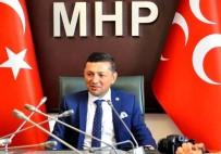 KUZEY KIBRIS - Milletvekili Erbaş, Akıncı'ya Sert Çıktı Açıklaması 'Tarih Sayfalarında Küçük Hesap Yapanlara Yer Olmaz'