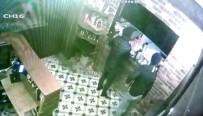 (Özel) Ümraniye'de Hırsızlık Yaptı, Fatih'te Yakalandı