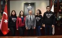 Türkiye Öğrenci Senatosu'ndan Ataç'a Ziyaret