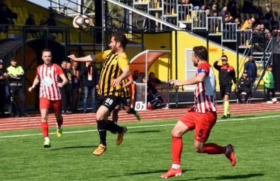 Aliağaspor FK 3 Puanı 4 Golle Aldı