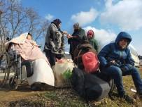 BEDENSEL ENGELLİ - Umuda yolculuk 'engel' tanımıyor