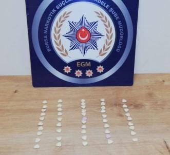Bursa'da Uyuşturucu Operasyonu Açıklaması 14 Gözaltı