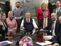 YUNANİSTAN BAŞBAKANI - Başkan Erdoğan'dan Belçika dönüşü kritik açıklamalar