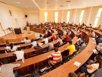 BOĞAZIÇI ÜNIVERSITESI - Devlet üniversitelerinde her 6 akademisyenden biri teşvikten yararlandı