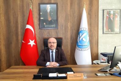 Kayseri Üniversitesi Rektörü Karamustafa'nın, İstiklal Marşı'nın Kabulünün 99. Yıldönümüyle İlgili Mesajı