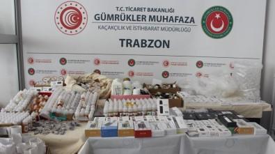 Trabzon'da Elektronik Sigara Kaçakçılığına Geçit Yok