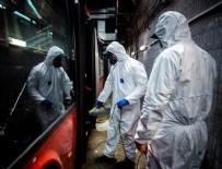 ULUSLARARASI OLİMPİYAT KOMİTESİ - Avrupa'da Corona virüs bilançosu ağırlaşıyor