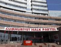 PARTİ MECLİSİ - CHP'den son dakika