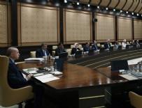 Ulaştırma ve Altyapı Bakanı - Cumhurbaşkanlığı Külliyesi'nde 'koronavirüs' toplantısı