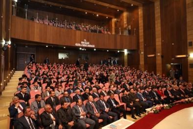 Iğdır'da İstiklal Marşının Kabulü Ve Mehmet Akif Ersoy'u Anma Günü