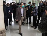 ULUSLARARASI OLİMPİYAT KOMİTESİ - SARS'ı keşfeden Çinli bilim insanı: Corona virüs salgını Haziran'da sona erecek