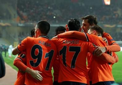 UEFA Avrupa Ligi Açıklaması Başakşehir Açıklaması 1 - FC Kopenhag Açıklaması 0  (Maç Sonucu)