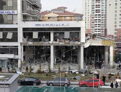 Vergi dairesine bombalı saldırı davasında karar!