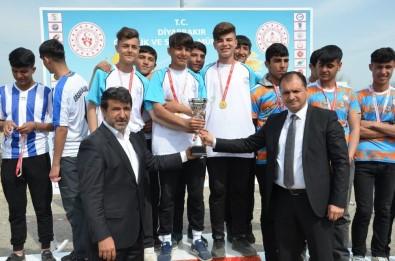 Diyarbakır'da Bocce Müsabakaları Sona Erdi