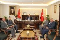 Tosya'da Çeltik Komisyonu Üreticinin Sorunları İçin Toplandı