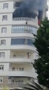 Soruşturma Kapsamında Mezitli İtfaiye Grup Amirine Görevden El Çektirildi