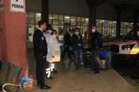 YOLCU OTOBÜSÜ - 3 kişi 'koronavirüs' şüphesiyle karantinaya alındı