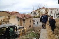 HASAR TESPİT - Battalgazi'de Kentsel Dönüşüm Projesi Hazırlandı