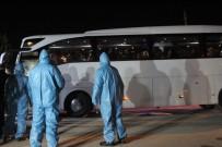 MACARISTAN - Macaristan Ve Tunus'tan Dönen 36 Kişi Kocaeli'de Karantinaya Alındı