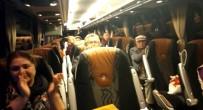 OTOBÜS ŞOFÖRÜ - Sağlık Çalışanlarına Şehirler Arası Otobüste Destek