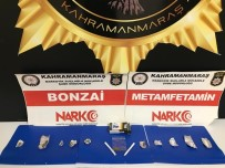 Kahramanmaraş'ta Uyuşturucu Operasyonunda 19 Tutuklama