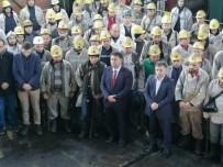 Madenciler, Şehitler İçin Kur'an-I Kerim Okuttu