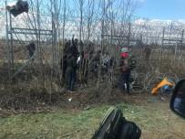 MERİÇ NEHRİ - Mültecilerin Yunanistan'a geçişleri devam ediyor