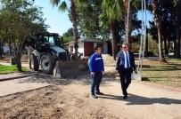 Mustafa Ertuğrul Aker Parkı Sezona Yetişecek