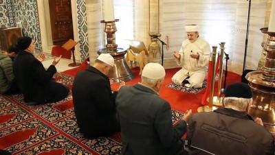 Selimiye Camisi'nde Mehmetçik İçin 'Zafer' Duası Okundu