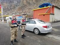 JANDARMA GENEL KOMUTANLIĞI - 81 İlde 52 Bin 184 Personelin Katılımıyla 'Türkiye Güven Huzur Uygulaması'