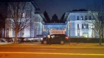Fahrettin Koca - ABD'deki Türkiye'nin Diplomatik Misyonlarından Sağlık Çalışanlarına 'Alkışlı' Destek