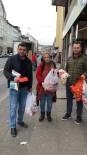 REN VESTFALYA - Almanya'daki Türklerden Gönüllü Olarak Yaşlılara Ve Kimsesizlere Korona Virüs Yardımı