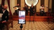 MEDENİYETLER - Antakya Medeniyetler Korosundan, Sağlık Çalışanlarına Sosyal Medyadan Konser