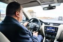 ŞEKER FABRİKASI - Başkan Gürkan, Yol Çalışmalarını İnceledi