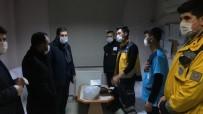 Fahrettin Koca - Başkan Yavaş'tan Sağlık Çalışanlarına Moral Ziyareti