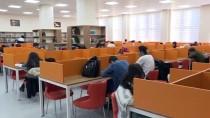 OKAY MEMIŞ - Bu Kütüphaneye Giren Çıkmak İstemeyecek