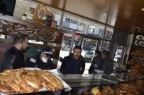 ÇAY OCAĞI - Burdur'da Çay Ocakları Kapatılırken, Fırınlar Uyarıldı