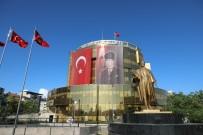 ÖZLEM ÇERÇIOĞLU - Büyükşehir Belediyesi Seferberlik Halinde