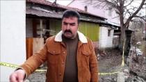 EVDE TEK BAŞINA - Erzurum'da Evinden Yangın Çıkan Yaşlı Adam Ölü Bulundu