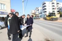 RAYLI SİSTEM - Hamitler'de Ulaşım Etap Etap Yoluna Giriyor