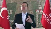 Ekrem İmamoğlu - İBB Başkanı İmamoğlu Yeni Koronavirüs Önlemlerini Açıkladı Açıklaması