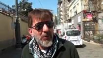 KOCAMUSTAFAPAŞA - Korona Virüs Nedeniyle Cuma Namazında Taksim Camii Boş Kaldı