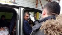 OTOBÜS ŞOFÖRÜ - Muş'a Giriş Ve Çıkış Yapan Yolculara Korona Taraması